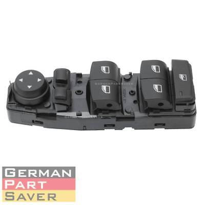 Power Master Window Switch Driver Side For BMW F06 F07 F10 F25 61319241955