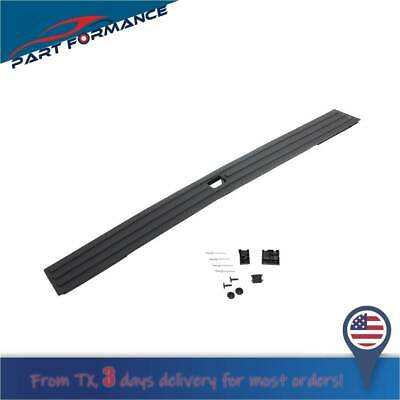 Tailgate Flexible Step Pad Molding With Release Button for 2015 2019 Ford F150