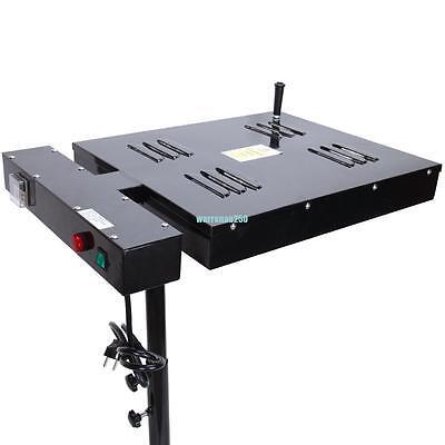 18x18 Flash Dryer Silk Screen Printing Adjustable Equipment T-shirt Curing 110v