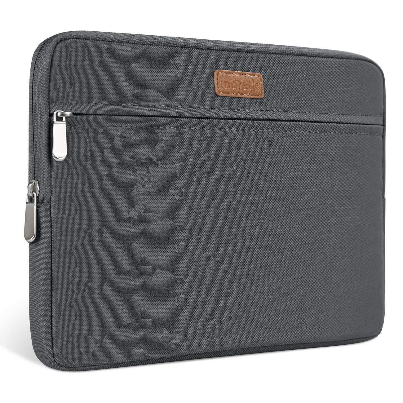 Inateck 13-13,3 Zoll LaptopTasche Hülle Kompatibel mit MacBook Air/Pro Retina