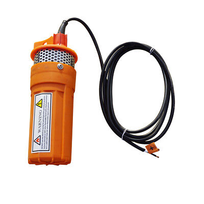 24v Submersible Deep Dc Solar Well Water Pump Solar Battery Alternate Energy
