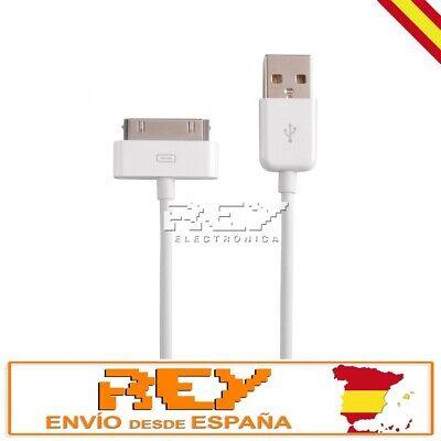 Cable de 30 Clavijas a USB iPad Classic de 120 y 160...