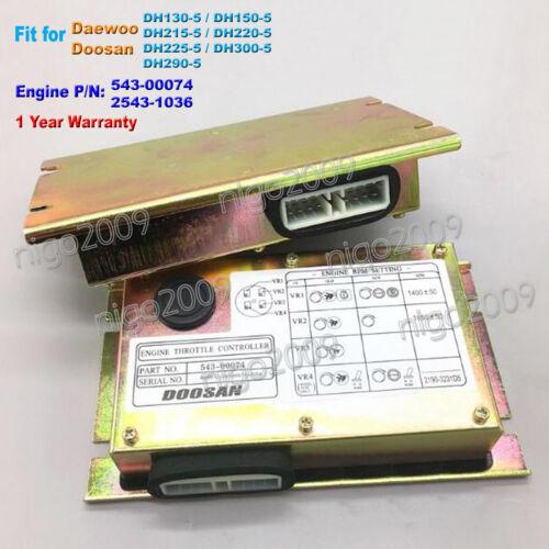 for DH130-5 DH150-5 DH215-5 DH220-5 DH225-5 DH300-5 DH290-5 Throttle Controller