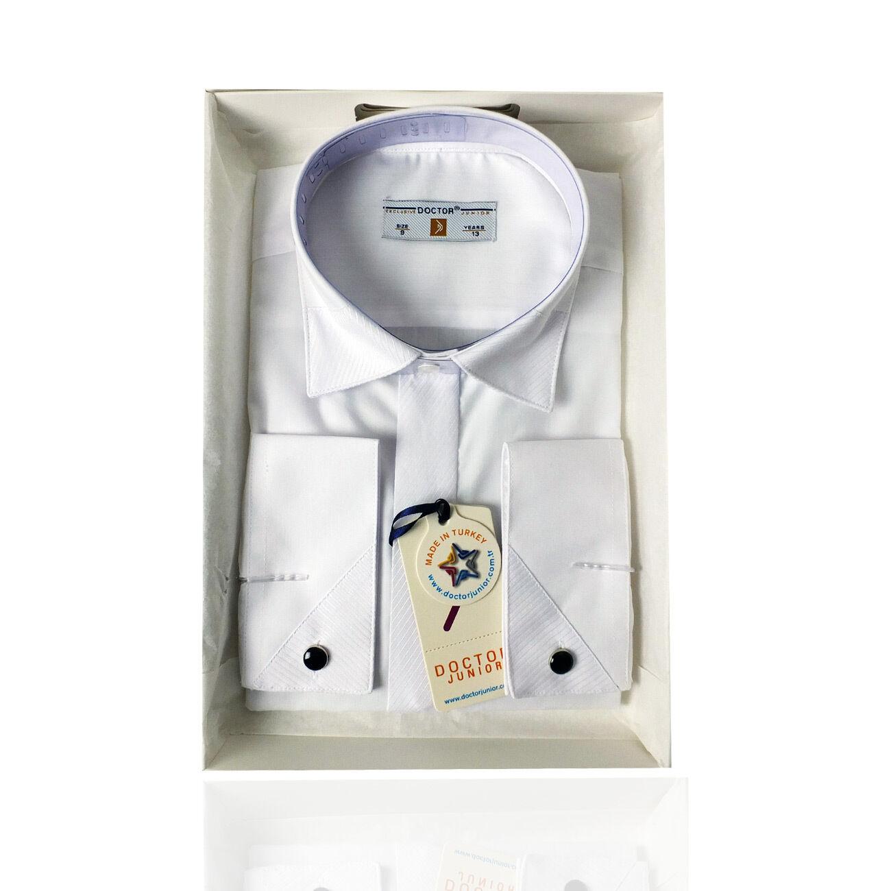 Maniche Lunghe Ragazzo SIRRI Camicia Basic