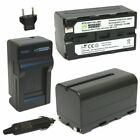 NP-F750 Camera Batteries without Charger for Sony