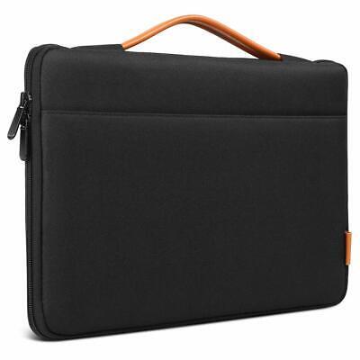 Inateck Laptoptasche für 14 Zoll Laptops / Notebooks / MacBook, Schwarz