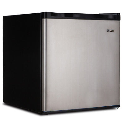 Compact mini Dorm Small Fridge Refrigerator 1.6 cu ft. Office Home Party Drink