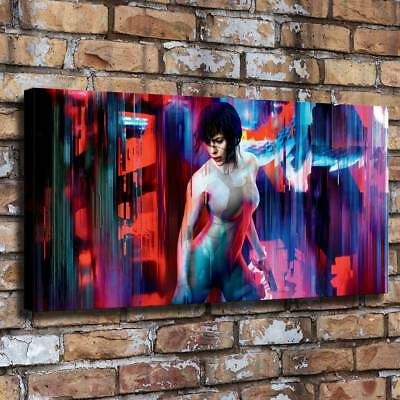 Movie Ghost in the Shell  HD Canvas prints Painting Home Decor Picture Wall art, used for sale  Shipping to Canada