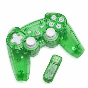 New Rock Candy AfterGlow Wireless Controller for PS3 - Playstation 3 Green