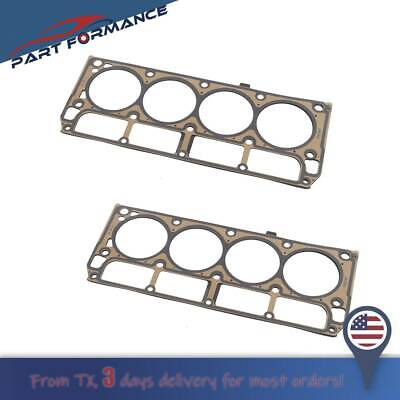 2* LS9 Cylinder Head Gaskets 12622033 fit Chevrolet Corvette Cadillac CTS GM