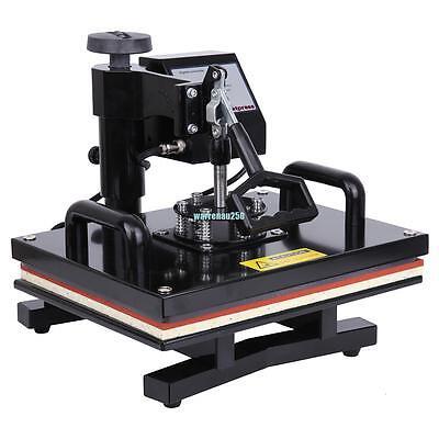 Digital Transfer Sublimation 15 X 12 Heat Press Machine Diy T-shirt Swing Away