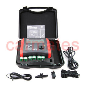 UNI-T EARTH INSULATION Resistance PAT TESTER METER UT528 Safety Specification OZ