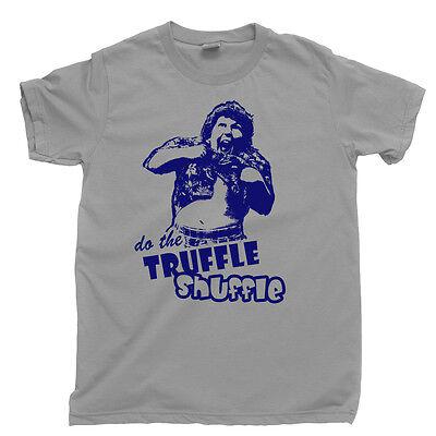 TRUFFLE SHUFFLE T Shirt Hey You Guys Sloth Loves Chunk Fratellis The Goonies Tee ()