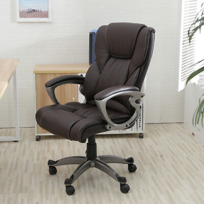 Belleze© High Back Executive PU Leather Office Chair, B