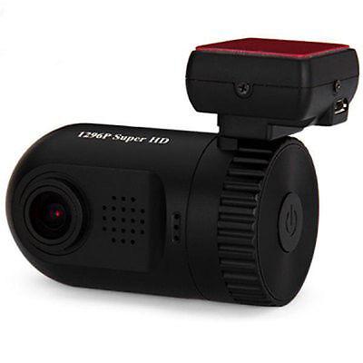 """Ambarella MINI 0805 1.5"""" 1296P Super HD LCD Screen Car Dash DVR Camcorder w/ GPS"""