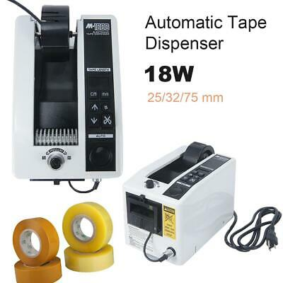 18w Automatic Tape Dispenser Tape Cutter 3-digit Led Adhesive Tape Cutter 110v