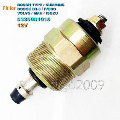 12v Hydraulic Pump Solenoid Valve 0330001015 12v Fit For Cummins Diesel Engines