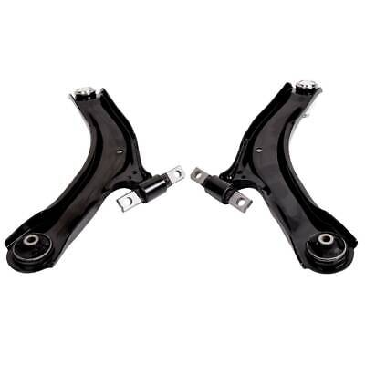 2PCS FOR Nissan Rogue 2008-2013 Front Left&Right Lower Control Arm w/ Ball Joint