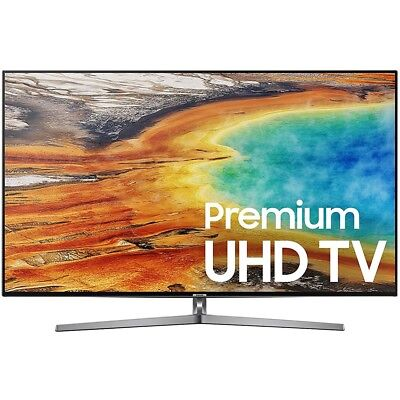 Samsung UN55MU9000 55-Inch 4K Ultra HD Smart LED TV (2017 Model)