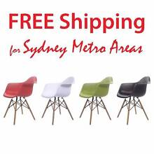 SALE - Eames Style DAW Dining Chair (set of 4) Zetland Inner Sydney Preview