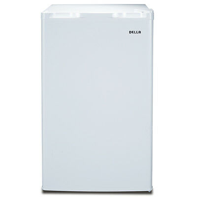 ثلاجة صغيرة جديد Mini Fridge Compact Refrigerator Compact Cooler White Dorm Freezer, 3.2 CU. FT