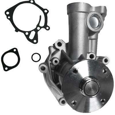 Front Center Engine Water Pump for Dodge Mitsubishi Pickup 2.3L DIESEL Turbo