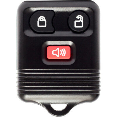 Keyless Entry Remote 3 Button Control Chip And Battery Trunk Lock Fob Alarm