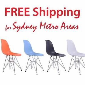 SALE - Eames Style DSR Dining Chair (set of 4) Zetland Inner Sydney Preview