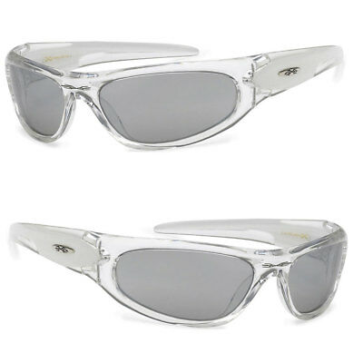 X-Loop Sport Cycling Fishing Golfing Wrap Around Sunglasses