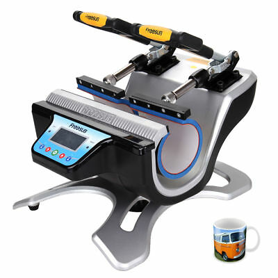 Double Station Mug Cup Heat Press Machine Sublimation For 10oz 11oz 15oz 17oz