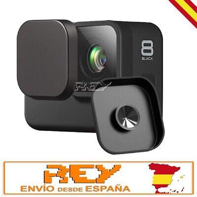 Tapa Objetivo Cámara Ventosa Silicona Para GoPro 5 - 6 - 7...