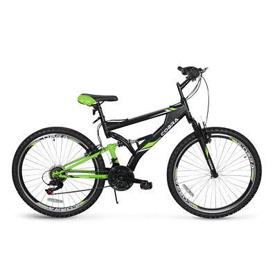 26 mountain bike hybrid bike 21 speeds
