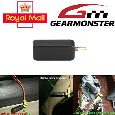 Car Airbag Simulator Emulator Resistor Bypass SRS Fault Finding Diagnostic KIT