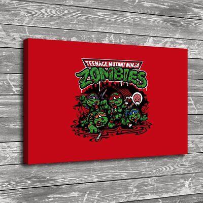Mutant Ninja Turtle Painting HD Print on Canvas Home Decor Room Wall Art Picture - Ninja Turtle Painting