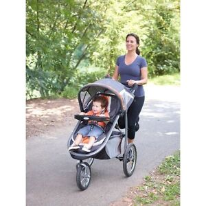 How to Choose a Jogging Stroller