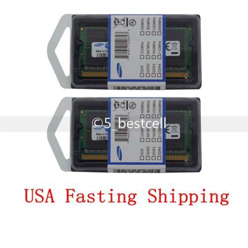 Original Samsung 16GB 2x 8GB DDR3L 1600 MHz PC3L-12800s 204P