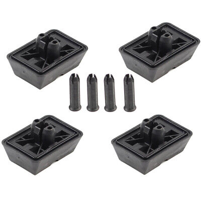 4PCS Under Car Jack Support Lift Pad for BMW E46 E63 E64 E65 E85 E83 51718268885