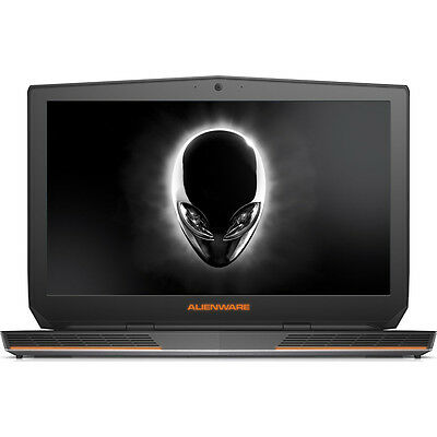 "Dell Alienware 17 17.3"" FHD AW17R3-4175SLV 1TB Intel i7-6700HQ Laptop Computer"