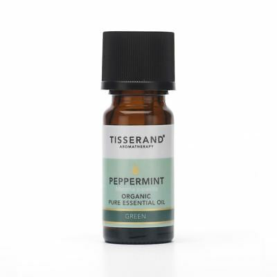 Tisserand Organic Peppermint Essential Oil (9ml)