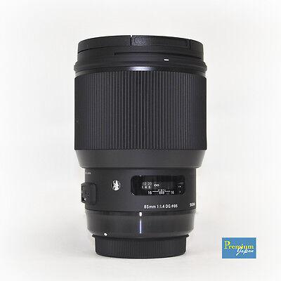 SIGMA 85mm F1.4 DG HSM Art Lens for Canon Mount Japan Model New