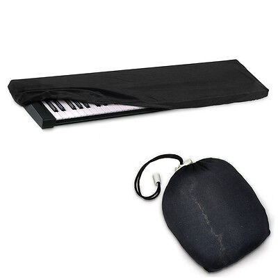 Elastic Dust Cover w/Bag for Yamaha 76-88-Key Electronic Keyboard Digital Piano