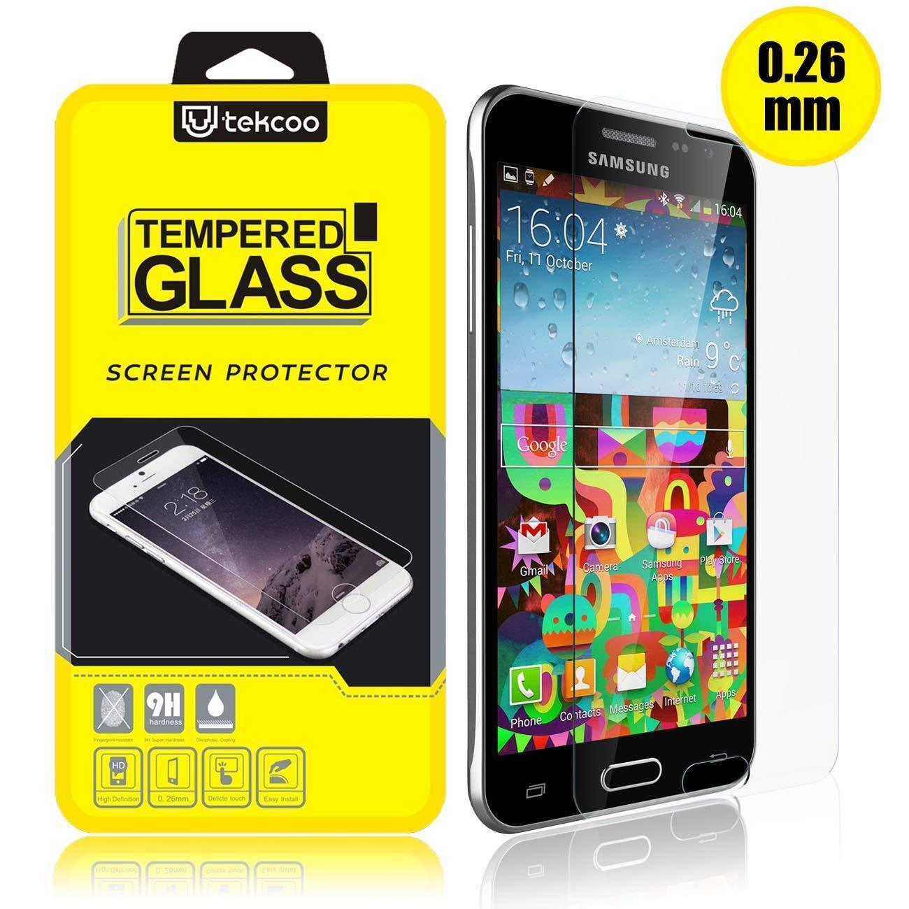 4X Samsung Galaxy Luna HD Clear Screen Protector Guard Shield Saver