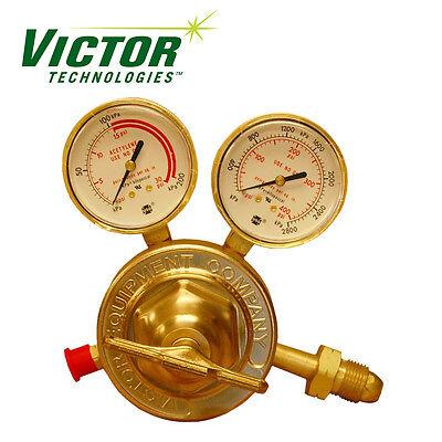 Victor Acetylene Regulator Heavy Duty Sr460a-510 0781-0584
