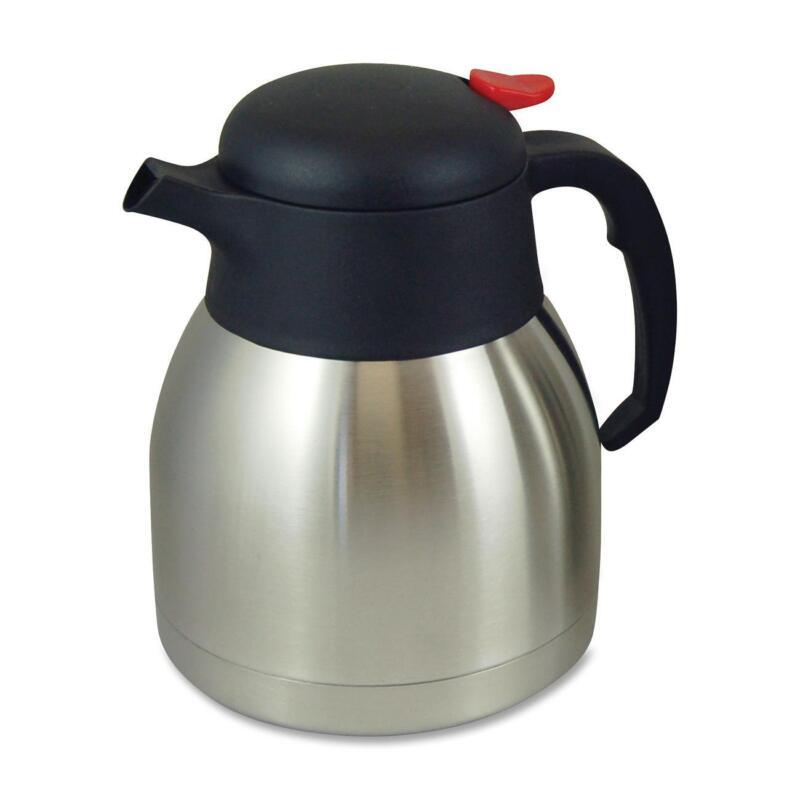 Genuine Joe Everyday Vacuum Carafe 1.0L. Stainless Steel 11955
