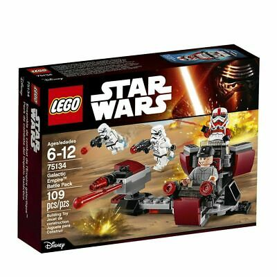 Retired LEGO Star Wars Set 75134 Galactic Empire™ Battle Pack New & Factory