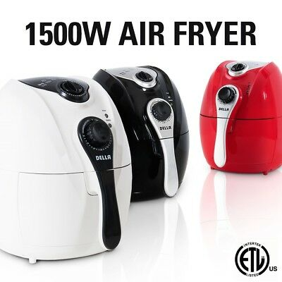 Electric Air Fryer Digital Fat Technology Rapid Good Cooking