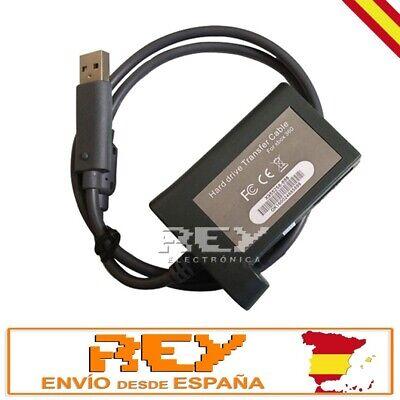 CABLE USB DISCO DURO Xbox360 XBOX 360, Xbox clásica,