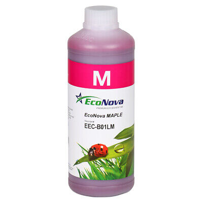 Compatible Bulk Eco Solvent Ink For Mimaki Ss21 Magenta