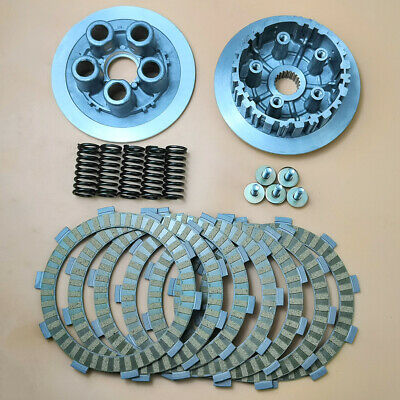 Driver Clutch Disc Plate Kit with Spring for Honda XR400R 1996-2004 USA - Honda Spring Clutch Kit