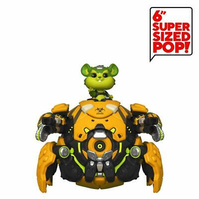 Funko Pop! Games: Overwatch - Toxic Wrecking Ball 6 Kid Toy